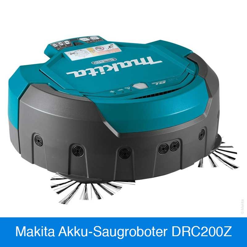 Makita DRC200Z Vergleich