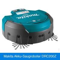 Makita DRC200Z Vergleich | Saugroboter