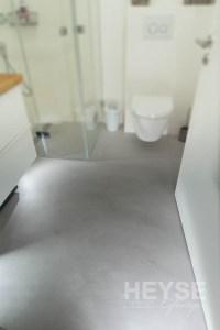 Top Referenz  Fugenloser Boden im Betonlook - Mein-Maler.de