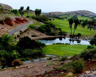 Salobre Golf - über Stock und Stein zum Par 3