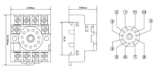 Relay Socket Wiring Diagram