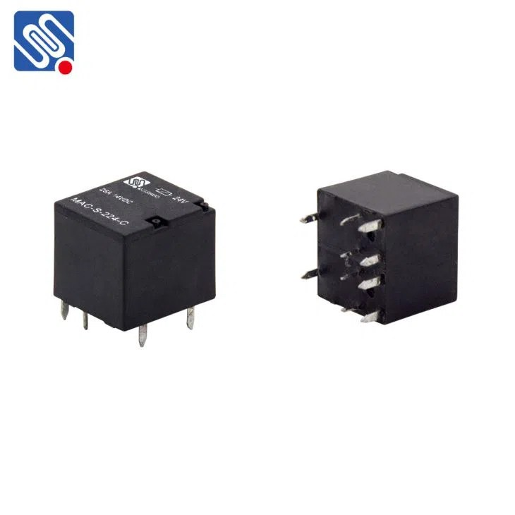 China DPDT Automotive Relay Manufacturers and Suppliers - Factory