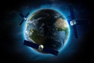 gps satellites tracking items