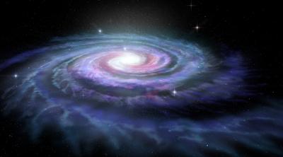 GPS satellites detect dark matter in space