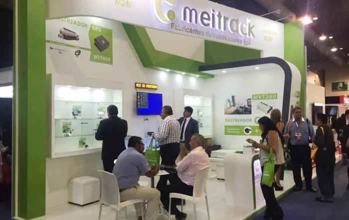 Meitrack at Expo Carga 2016