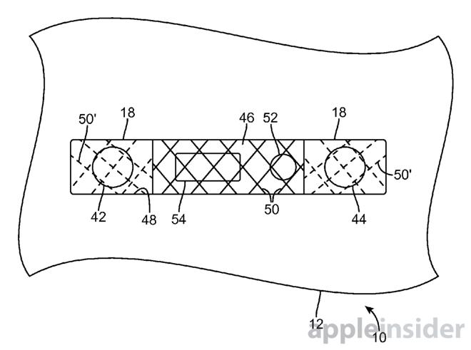 Apple brevetta una fotocamera frontale con flash invisibile