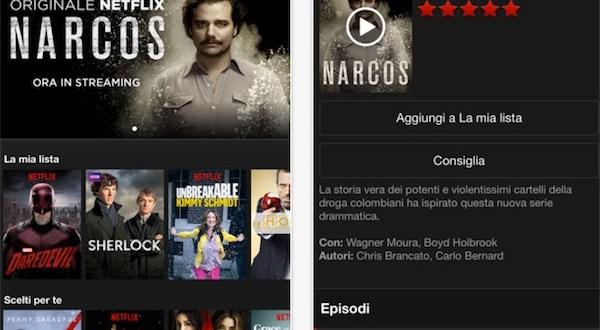 Come scaricare film da Netflix in formato Full HD in modalità offline