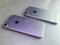 confronto iPhone 7 vs iPhone 6S