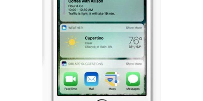 iOS 10 vs iOS 9.3.5 test di confronto sulla velocità di iOS 10 [video]