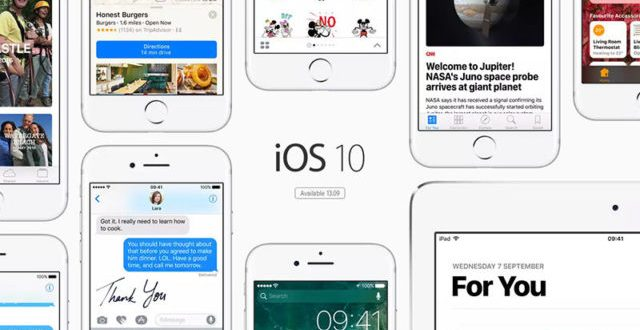 Tutte le novità di iOS 10 che non avevamo in precedenza