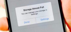 """Come risolvere i problemi di memoria su iPhone """"archivio quasi pieno"""""""