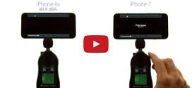 Audio iPhone 7 vs iPhone 6S test sul volume degli speaker