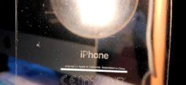 iPhone 7 jet black e la custodia che toglie le scritte