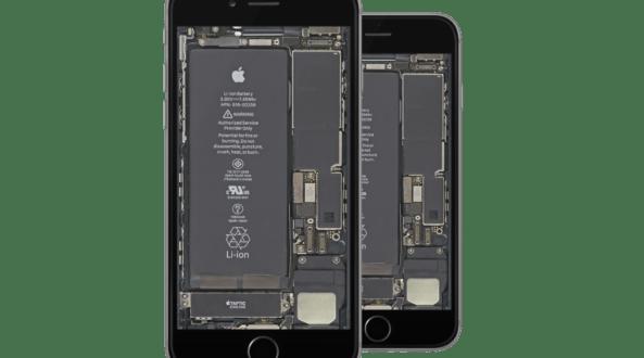 Scarichiamo gli sfondi dell'interno del nuovo iPhone 7