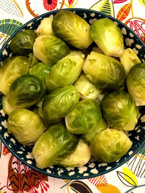 Medium Of How Long To Steam Brussel Sprouts