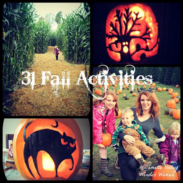 fall fun activities