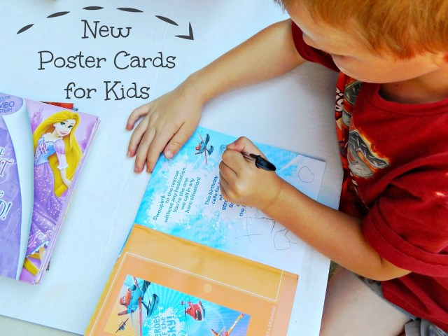 Hallmark Poster Cards #KidsCards #shop #Cbias