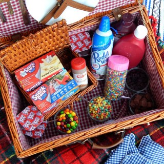A Snack Pack® Picnic