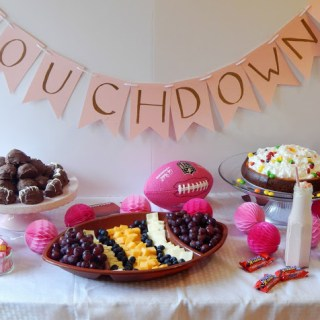 4 Sweet Treats to Create For Your Game Day Party