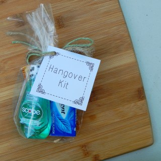 What To Include in a Bachelorette Party Favor Kit