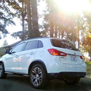 Commuting With The Mitsubishi Outlander Sport