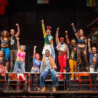 Living Locally: RENT is Coming to the Keller Auditorium!