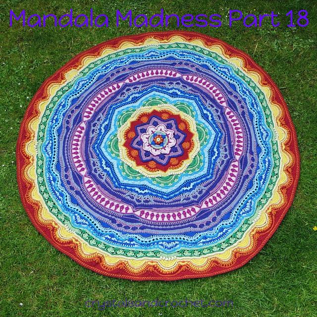 Crochet Trends - Mandalas