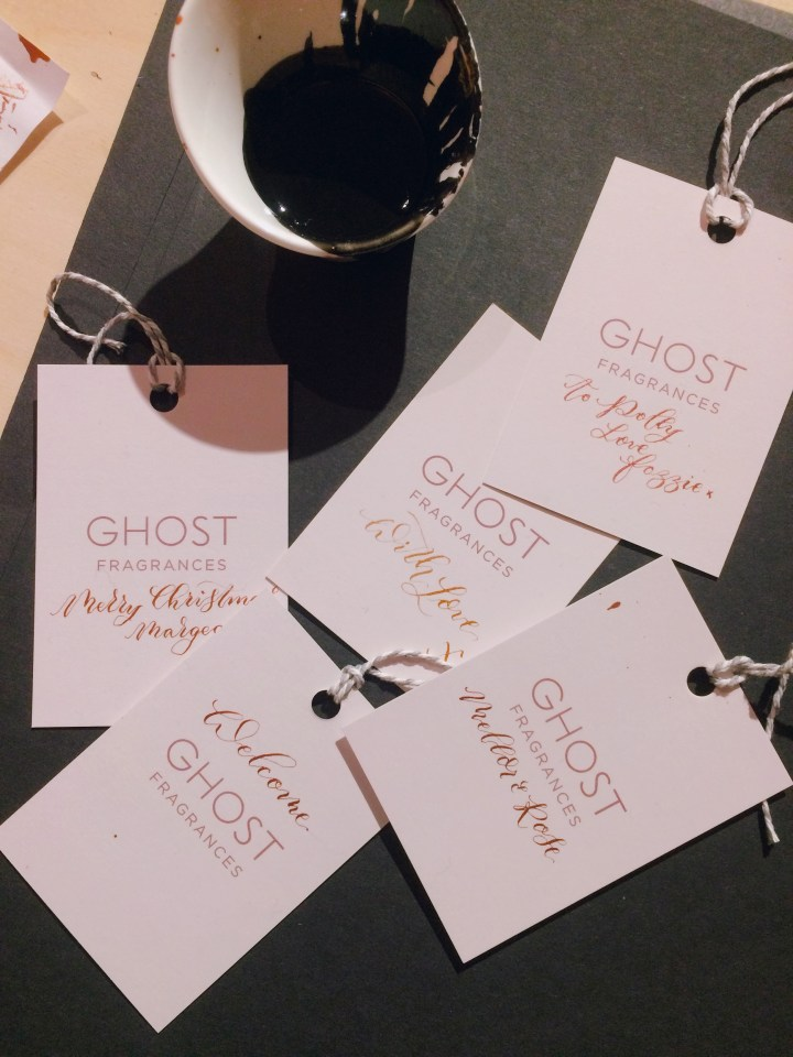 GHOST Fragrances