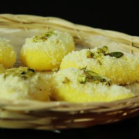 Chom-Chom : A Bengali Delicacy