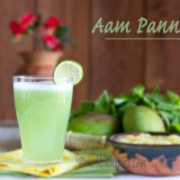 Aam Panna : Raw Mango and Mint Drink |Thirst Quencher|