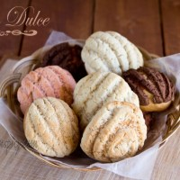 Pan Dulce:Mexican Sweet Bread |Yeasted Bread|