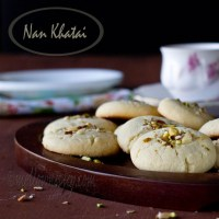 Nan Khatai : Eggless Indian Cookies |Baking|