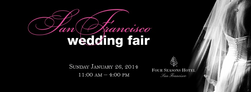 San Francisco Wedding Fair Banner