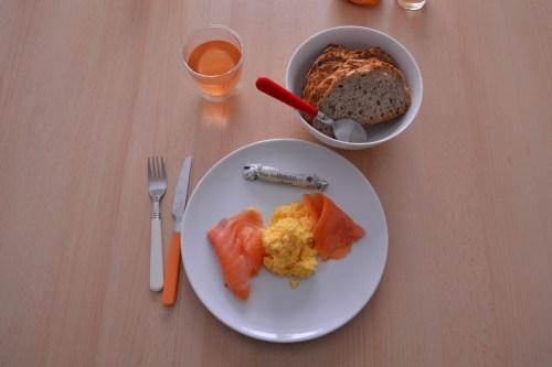Blog mode Melo limparfaite brunch la belle assiette saumon