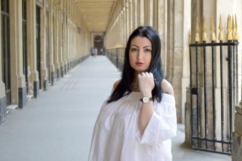Blog mode melolimparfaite dw blouse blanche mango dentelle