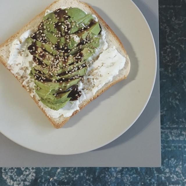 Je pourrais manger ces toasts  longueur de journe hellip