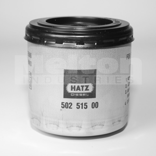 HATZ Diesel Fuel Filter Element 50251500 Melton Industries