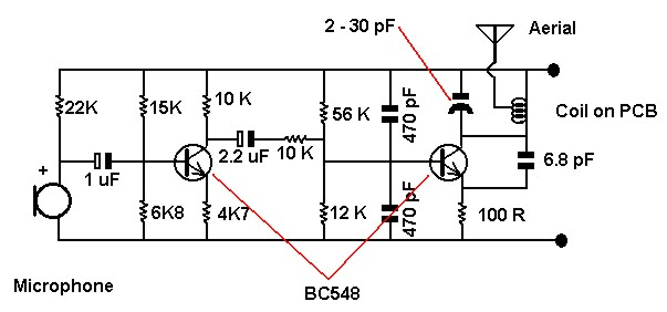 transistor radio tuning instruction circuit diagram basiccircuit