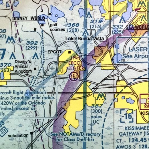 Abandoned  Little-Known Airfields Florida, Eastern Pensacola area