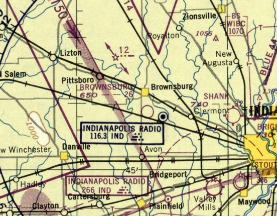 Abandoned  Little-Known Airfields Indiana Western Indianapolis area