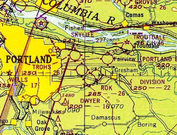 Abandoned  Little-Known Airfields Northwestern Oregon