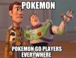 Meme Maker Pokemon Pokemon Go Players Everywhere Meme Maker
