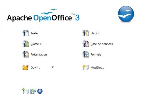 peut on faire des cv avec open office