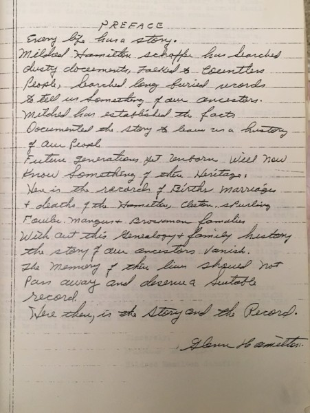 My Family History Book \u2022 Memoir Helper