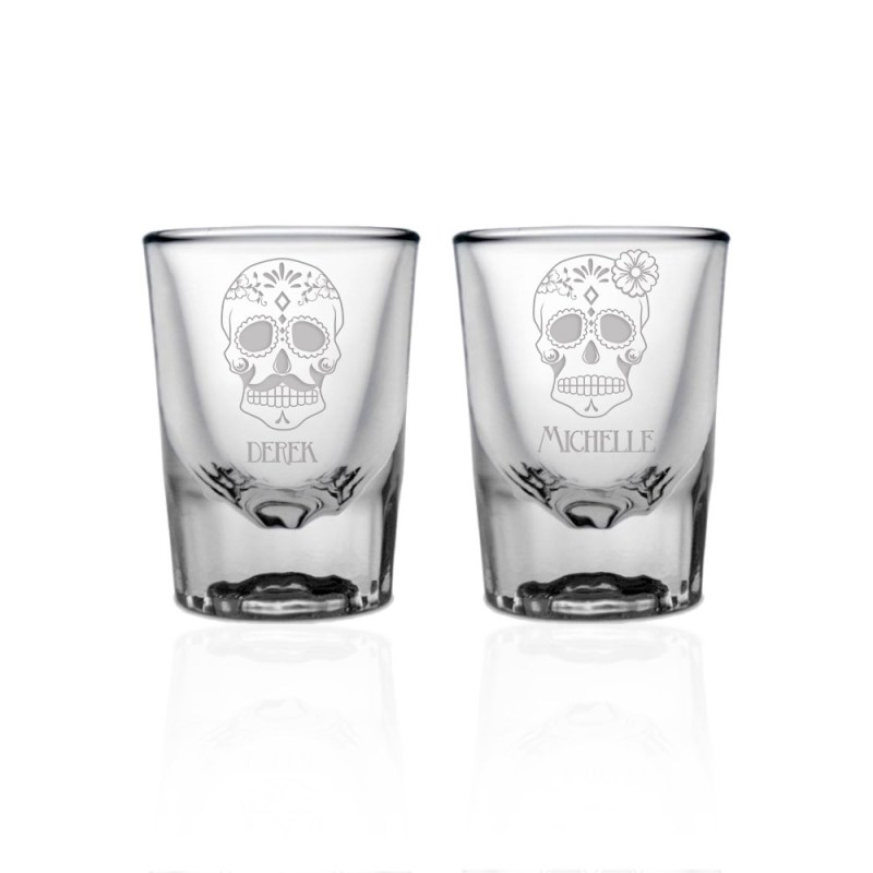 Large Of Personalized Shot Glasses