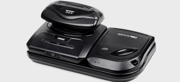 Genesis, Sega CD e 32X