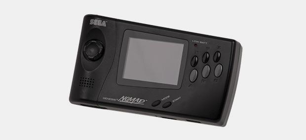 Sega Nomad