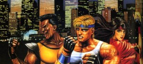 Streets of Rage banner