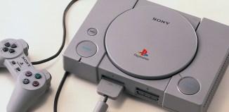 História do PlayStation console