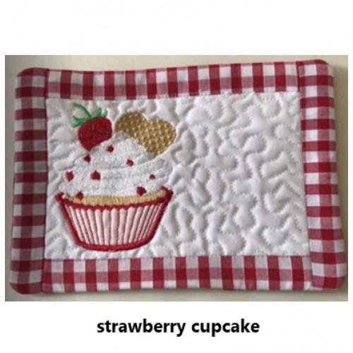 Cupcake Mug Rugs